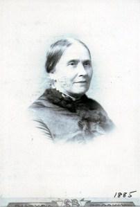 Jerusha Larkin Sanford 1885 Orange Grove, New Jersey