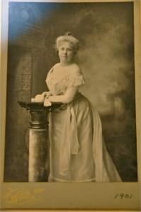 Medora Sanford Todd New Jersey, 1901