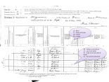1880 US Census William Cork Family